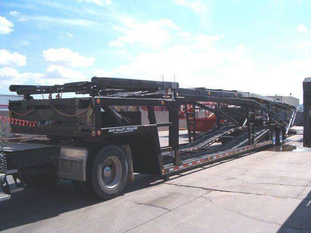 2020 SUN VALLEY For Hauling Salvage Cars for sale at Montgomery Trailer Sales - Sun Valley in Conroe TX