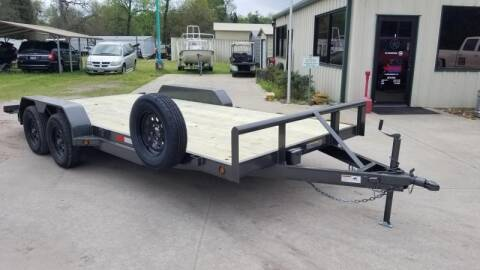 2020 C-5 18' Car Hauler for sale at Montgomery Trailer Sales in Conroe TX