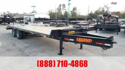 2020 LEGEND 25' Low Profile Bumper Pull  for sale at Montgomery Trailer Sales in Conroe TX
