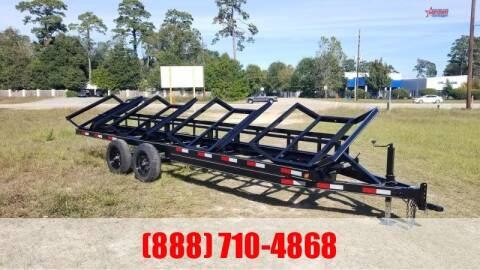 2021 C-5 20' (4) Bale Hauler for sale at Montgomery Trailer Sales in Conroe TX
