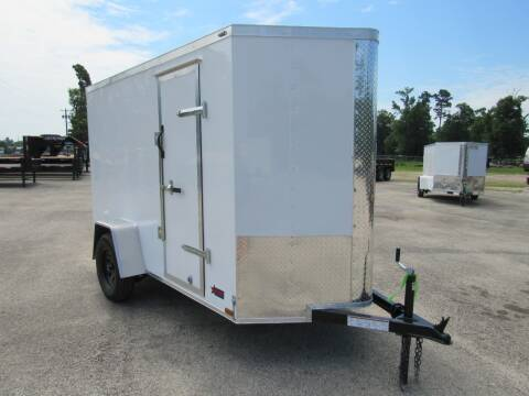 2020 Big Chief 5' X 10'  Extra Height for sale at Montgomery Trailer Sales in Conroe TX