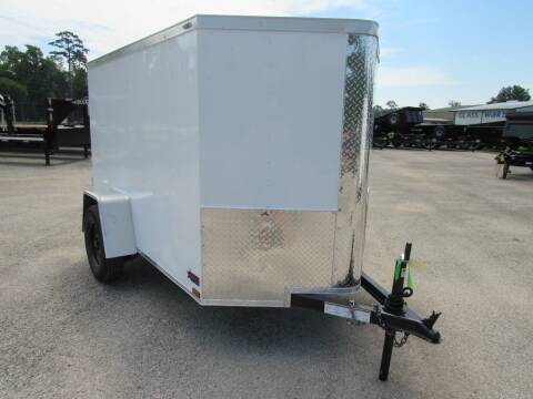 2020 Big Chief 5' X 8' Single Axle for sale at Montgomery Trailer Sales in Conroe TX