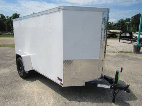 2020 Big Chief 5' X 10' Single Axle for sale at Montgomery Trailer Sales in Conroe TX