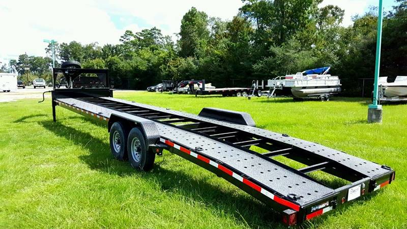 Car Hauler Trailer Sales