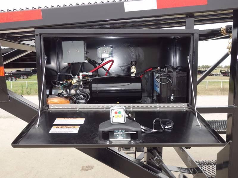 TEXAS PRIDE44' 5 Car Hauler 26K GVWR7