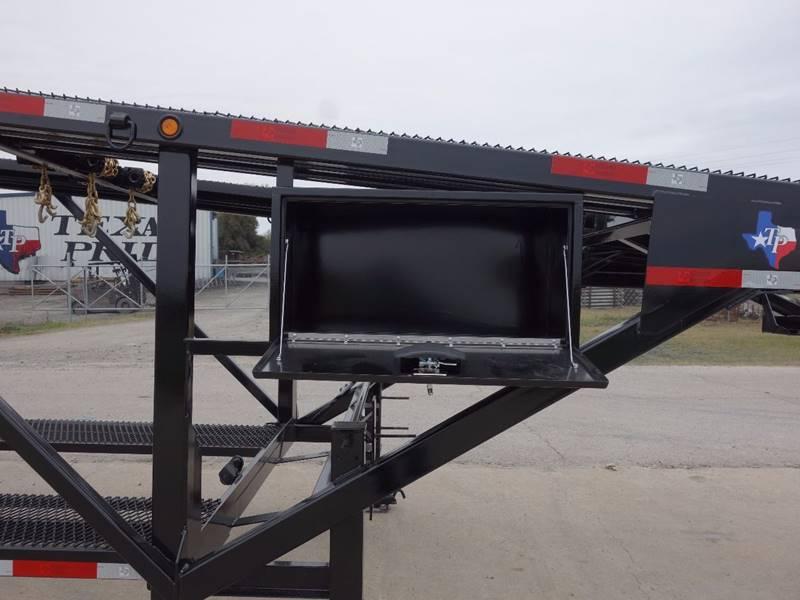 TEXAS PRIDE44' 5 Car Hauler 26K GVWR8