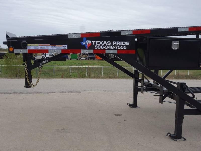 TEXAS PRIDE44' 5 Car Hauler 26K GVWR11