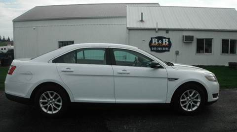 2014 Ford Taurus for sale at B & B Sales 1 in Decorah IA