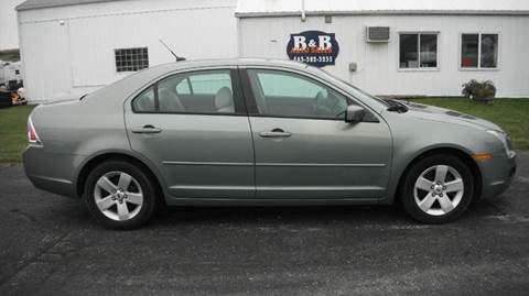 2008 Ford Fusion for sale at B & B Sales 1 in Decorah IA