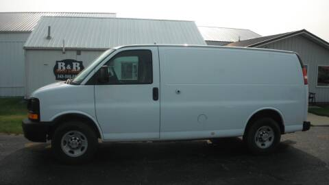 2012 Chevrolet Express Cargo for sale at B & B Sales 1 in Decorah IA