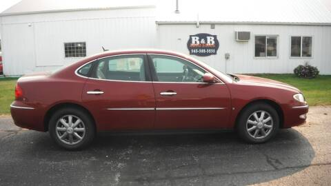 2009 Buick LaCrosse for sale at B & B Sales 1 in Decorah IA
