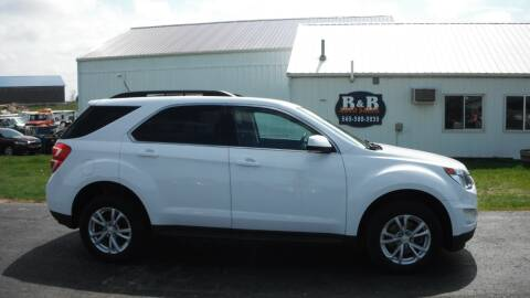 2017 Chevrolet Equinox for sale at B & B Sales 1 in Decorah IA