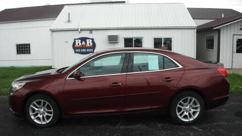 2016 Chevrolet Malibu Limited for sale at B & B Sales 1 in Decorah IA