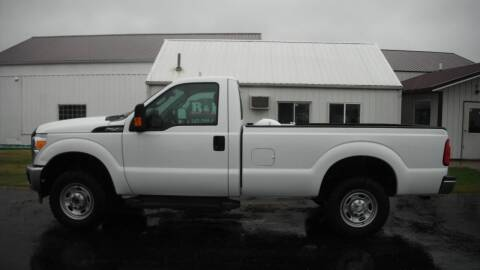 2013 Ford F-250 Super Duty for sale at B & B Sales 1 in Decorah IA