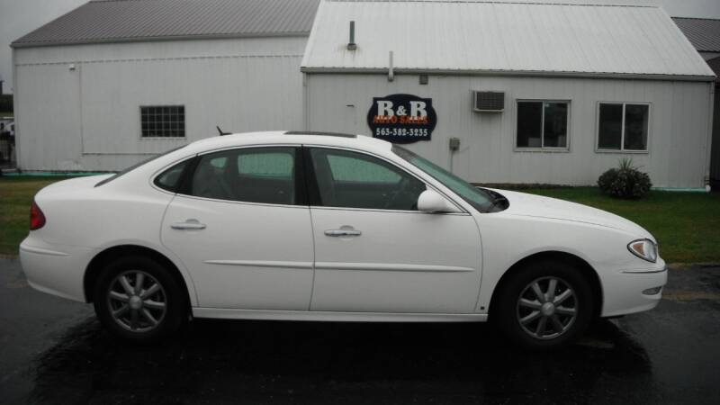 2007 Buick LaCrosse for sale at B & B Sales 1 in Decorah IA