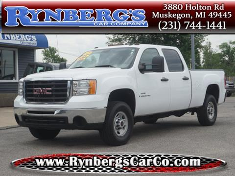 2009 GMC Sierra 2500HD for sale in Muskegon, MI
