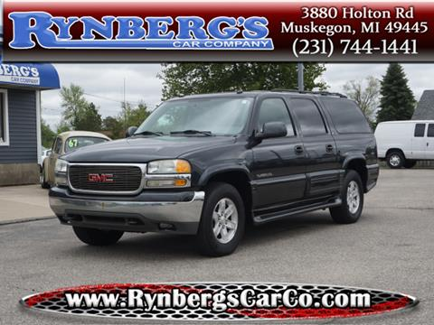 2004 GMC Yukon XL for sale in Muskegon, MI