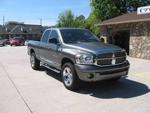 2007 Dodge Ram Pickup 1500 for sale in Ellijay, GA