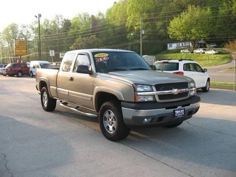 2005 Chevrolet Silverado 1500 for sale in Ellijay, GA