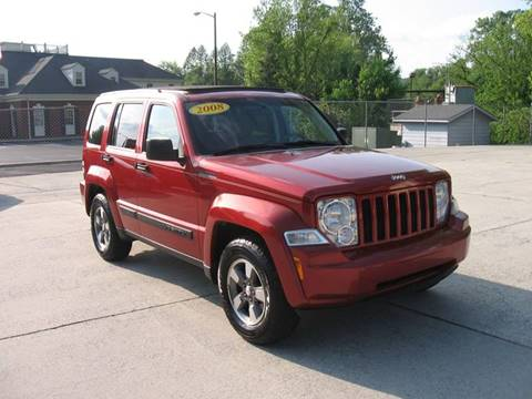 2008 Jeep Liberty for sale in Ellijay, GA