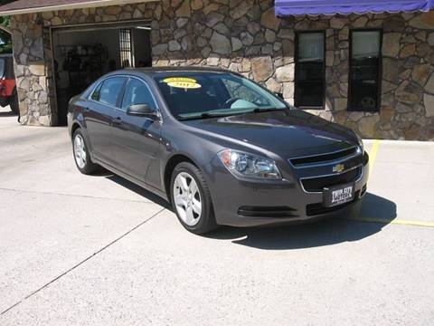 2012 Chevrolet Malibu for sale in Ellijay, GA
