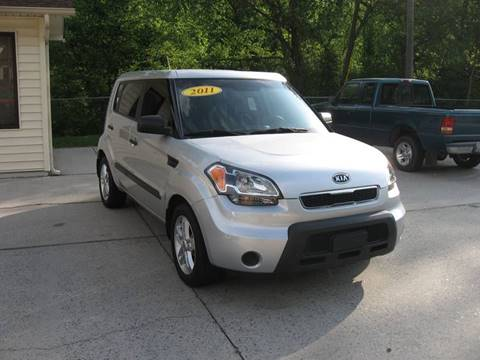 2011 Kia Soul for sale in Ellijay, GA