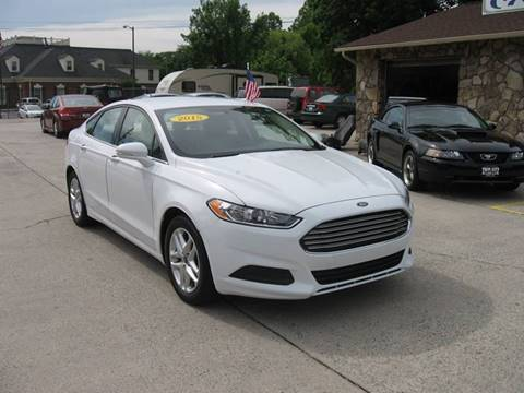 2015 Ford Fusion for sale in Ellijay, GA