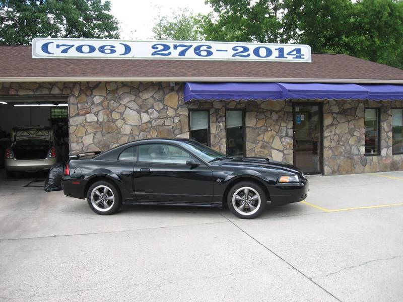 2003 Ford Mustang GT Deluxe 2dr Coupe - Ellijay GA