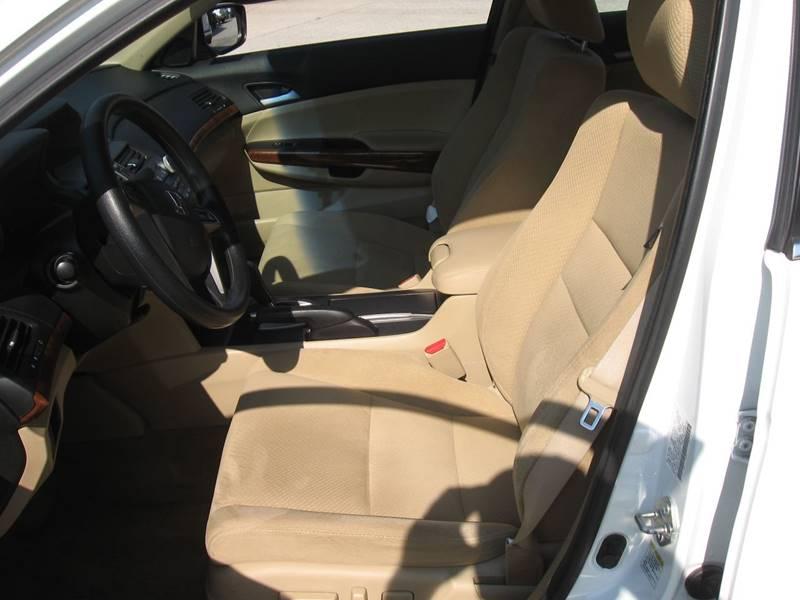 2012 Honda Accord EX 4dr Sedan 5A - Ellijay GA