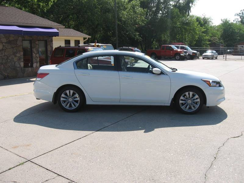 2012 Honda Accord EX 4dr Sedan 5A - Ellijay GA