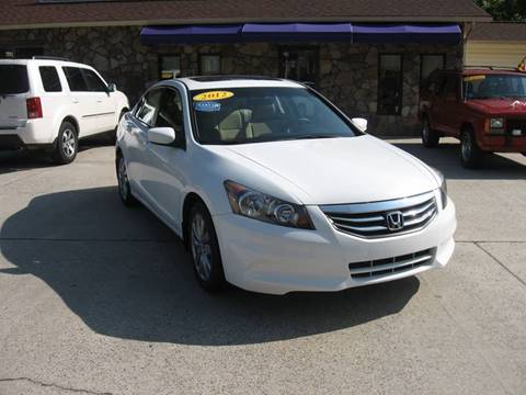 2012 Honda Accord for sale in Ellijay, GA