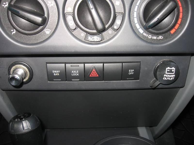 2008 Jeep Wrangler 4x4 Rubicon 2dr SUV - Ellijay GA