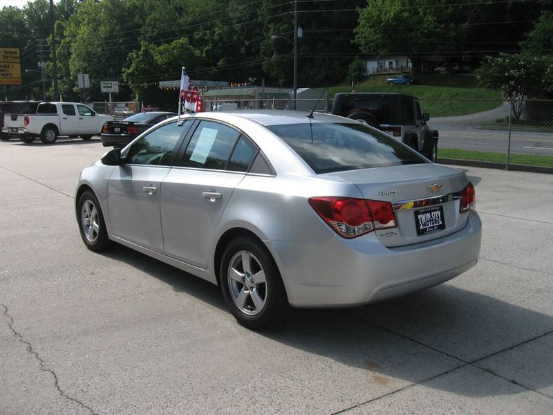 2014 Chevrolet Cruze LT Fleet 4dr Sedan w/1FL - Ellijay GA
