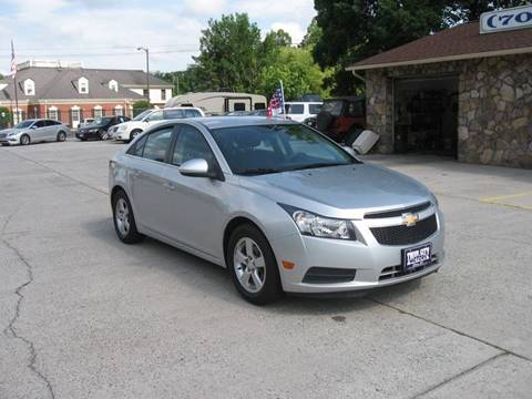 2014 Chevrolet Cruze for sale in Ellijay, GA
