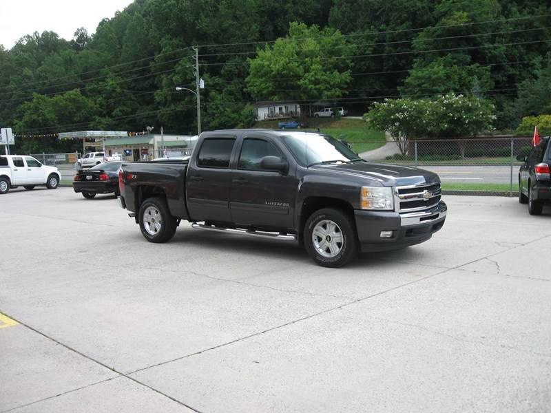 2010 Chevrolet Silverado 1500 4x2 LT 4dr Crew Cab 5.8 ft. SB - Ellijay GA