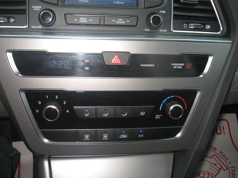 2015 Hyundai Sonata SE 4dr Sedan - Ellijay GA