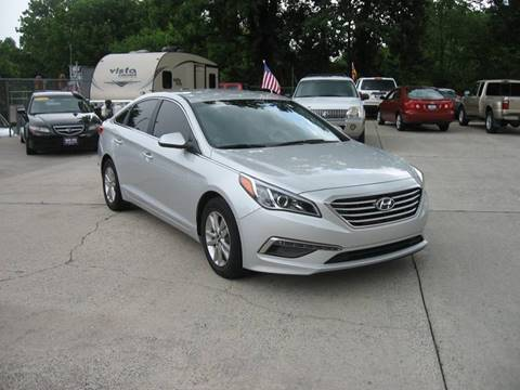 2015 Hyundai Sonata for sale in Ellijay, GA