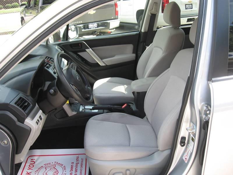 2015 Subaru Forester AWD 2.5i Premium 4dr Wagon CVT - Ellijay GA