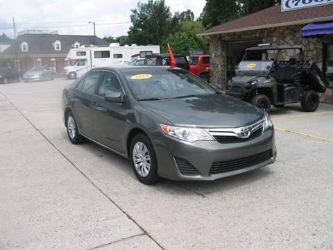 2013 Toyota Camry for sale in Ellijay, GA