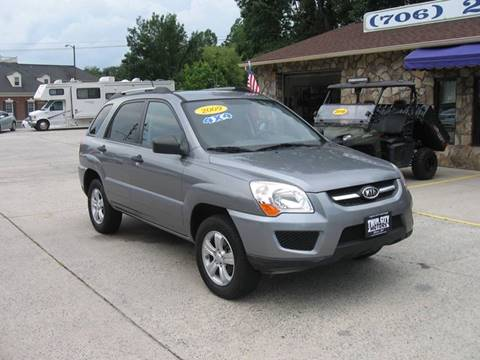 2009 Kia Sportage for sale in Ellijay, GA