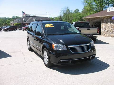 2015 Chrysler Town and Country for sale in Ellijay, GA