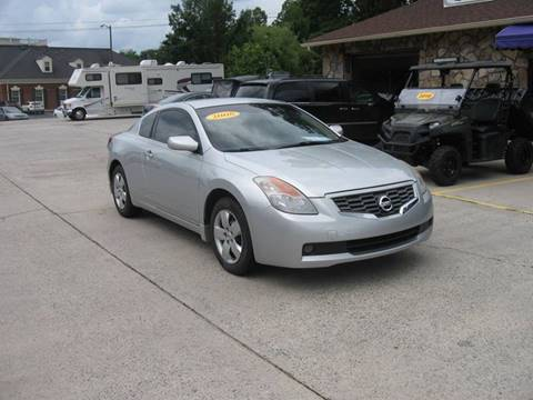 2008 Nissan Altima for sale in Ellijay, GA