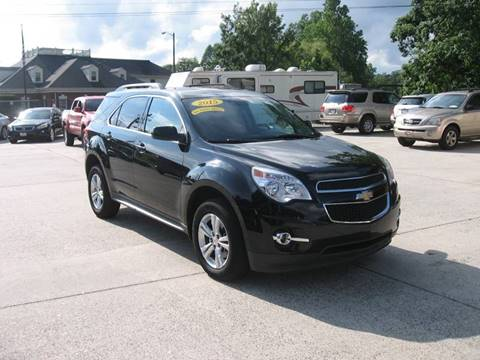 2015 Chevrolet Equinox for sale in Ellijay, GA
