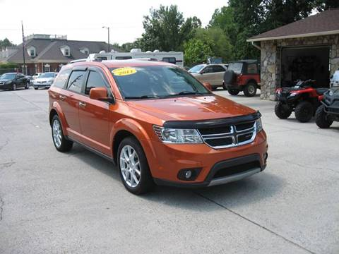 2011 Dodge Journey for sale in Ellijay, GA