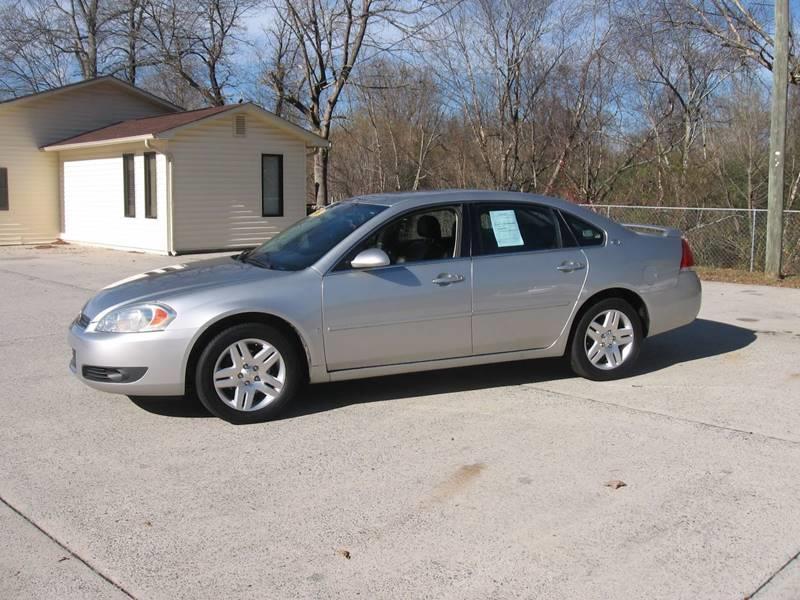 2006 Chevrolet Impala LTZ 4dr Sedan - Ellijay GA
