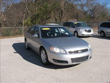 2006 Chevrolet Impala for sale in Ellijay, GA