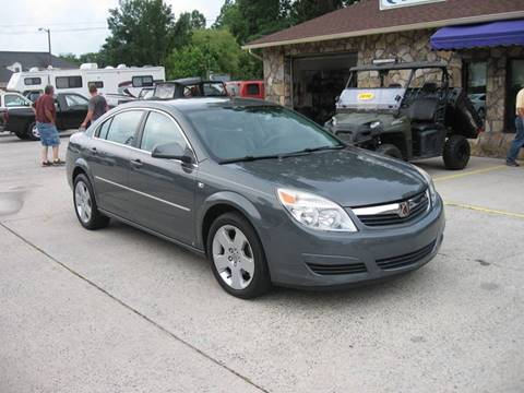 2008 Saturn Aura for sale in Ellijay, GA