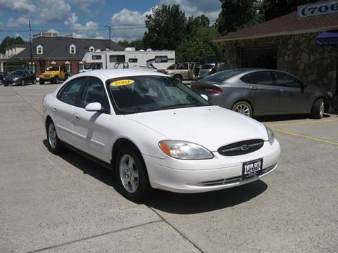2001 Ford Taurus for sale in Ellijay, GA