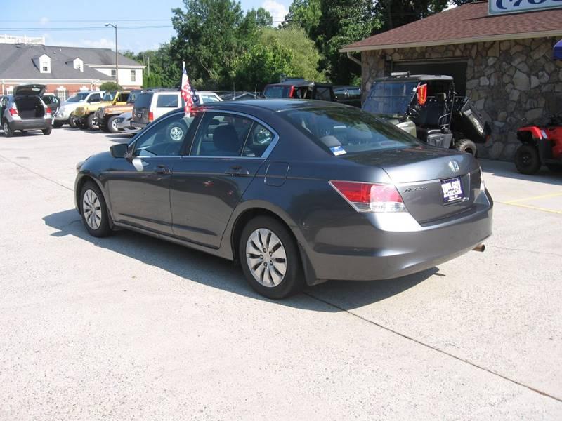 2010 Honda Accord LX 4dr Sedan 5M - Ellijay GA