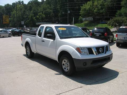 2008 Nissan Frontier for sale in Ellijay, GA